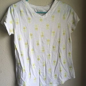 youth xl- adult small pineapple shirt!